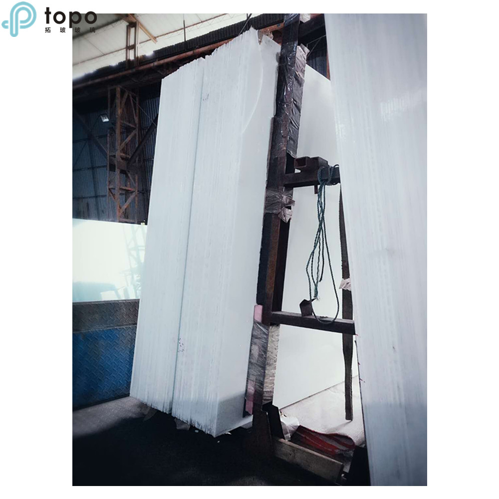 Chinese Self-Cleaning Waterproof Jade Float Glass Sheets