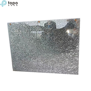 3mm-8mm Topo Tempered Mirror Glass