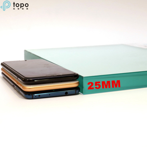 22mm Transparent Float Building Glass