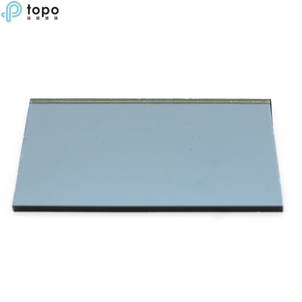 4mm-10mm Ford Blue Coated/Reflective Glass For Building And Decoration