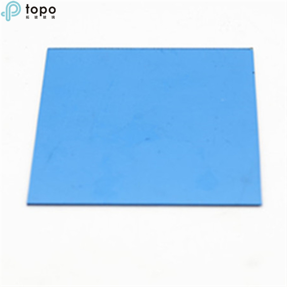 Colored Ultra Thin Float Glass Sheets