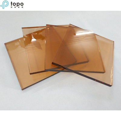 5mm Pink Float Glass Sheet for Building