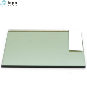 5mm, 6mm, 8mm, 10mm F-Green Coated Reflective Glass