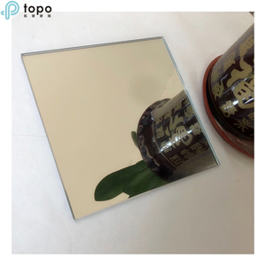 3mm 4mm 5mm 6mm 8mm Mirror Glass Can Be Tempered
