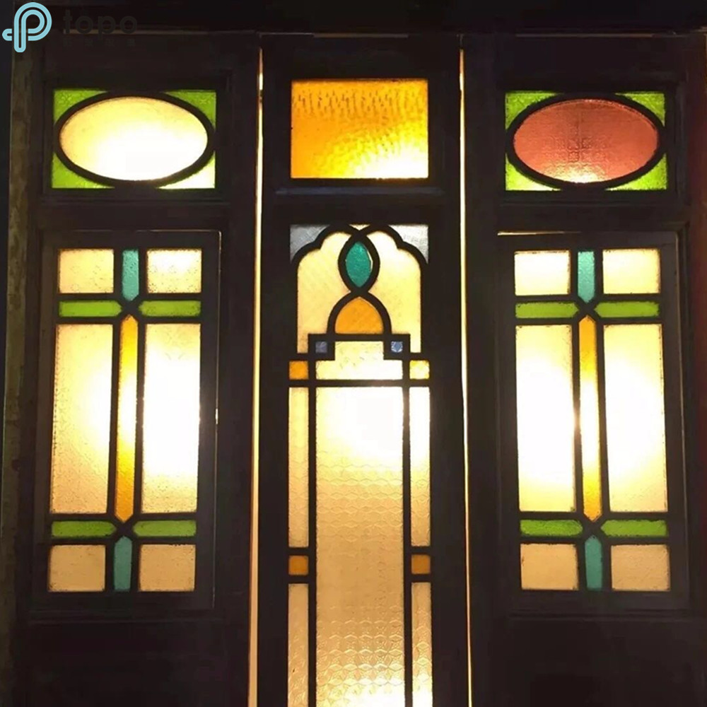400mm x 500mm Window Decorative Glass