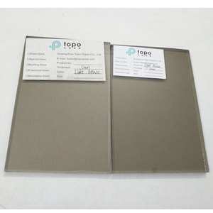 Light Bronze Euro Brown Float Glass