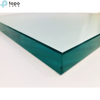 19mm 22mm 25mm Clear Float Sheet Glass for Fire Rate Glass