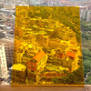 400mm x 500mm Chinese Style Window Decorative Glass