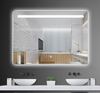 5mm Bathroom HD Light Silver Wall Hanging Mirror